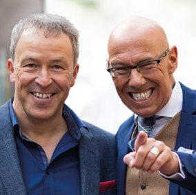 Mick Knauff & Jürgen Schmitt
